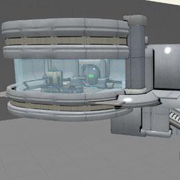 Illium Office - Mass Effect 2