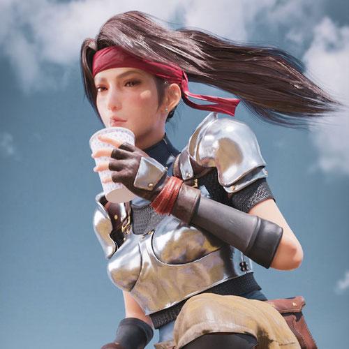 Thumbnail image for [Final Fantasy VII Remake] Jessie