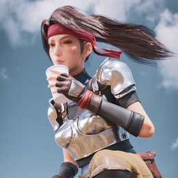 [Final Fantasy VII Remake] Jessie
