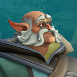 Torvald (Paladins: Champions of The Realm)