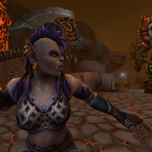Thumbnail image for Orc female sounds WoW