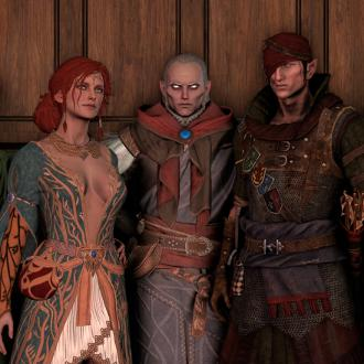 Thumbnail image for The Witcher 3: Wild Hunt Character Pack 7