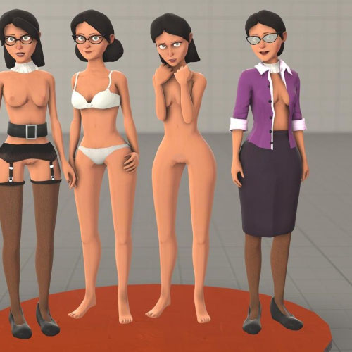 Thumbnail image for Anonymous' Miss Pauling Nude