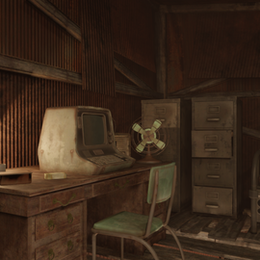 "Publick Occurrences From ""Fallout 4"""