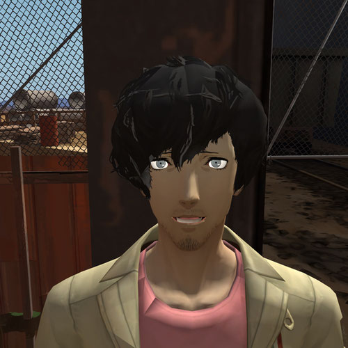 Thumbnail image for Vincent from Catherine (with basic IK rig)