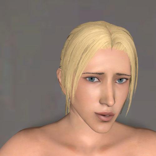 Thumbnail image for Nina Williams TTT2 +18 Nude (with basic IK rig)