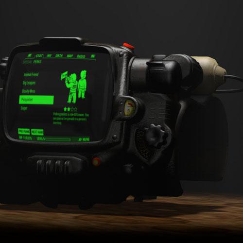 Thumbnail image for Pip-Boy 3000 Mark IV (Fallout 4)