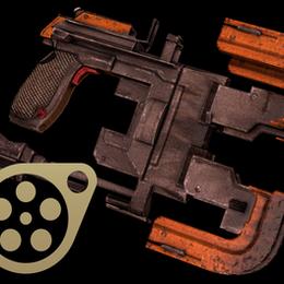 Dead Space - 211-V Plasma Cutter