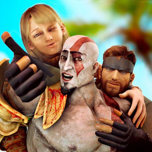 Thumbnail image for Kratos - God of War 3