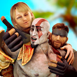 Kratos - God of War 3