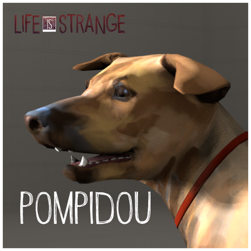 Thumbnail image for Pompidou [Life is Strange]