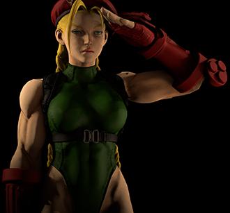 Thumbnail image for Cammy White - Street Fighter V