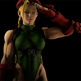 Cammy White - Street Fighter V