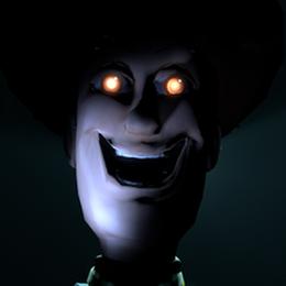 Creepy Woody