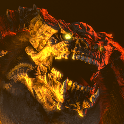 Thumbnail image for Dark Souls - Taurus Demon