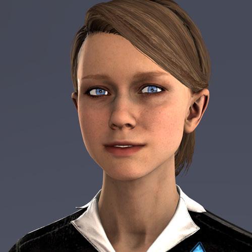 Thumbnail image for [Detroit: Become Human] - Kara Uniform