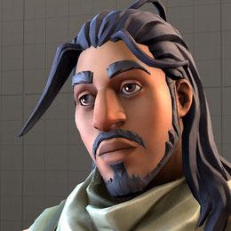 [Fortnite] Male Soldier Hawk