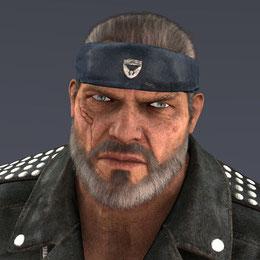 [Gears of War 4]  Marcus Biker