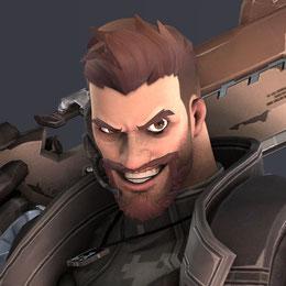 [Overwatch] Reaper (SOLDIER: 24)