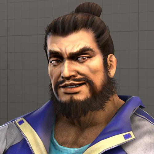 Thumbnail image for [ Dynasty Warriors 7] Xiahou Yuan (Coach Outfit)