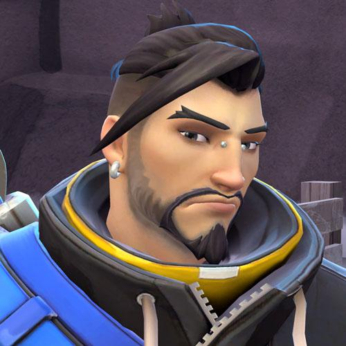 Thumbnail image for [Overwatch] Hanzo (Casual)