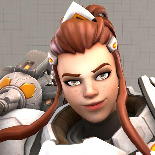 Thumbnail image for [Overwatch] Brigitte (Classic)