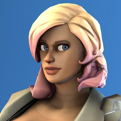 Thumbnail image for [Fortnite] Female Constructor Penny