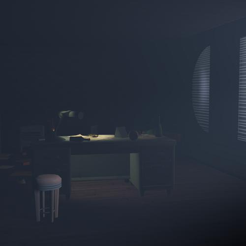 Thumbnail image for Bioshock Infinite : DLC BAS - Booker's Office