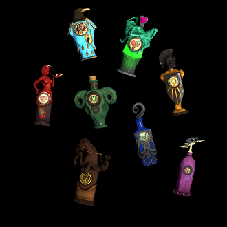 Thumbnail image for BioShock Infinite Vigors