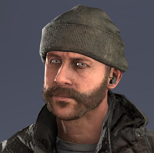 Thumbnail image for [ Call of Duty: Modern Warfare 2019 ] Captain John Price (Undercover)