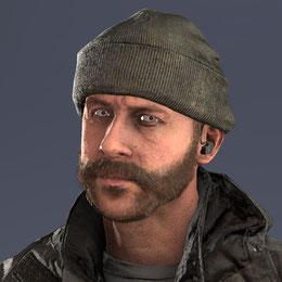 [ Call of Duty: Modern Warfare 2019 ] Captain John Price (Undercover)