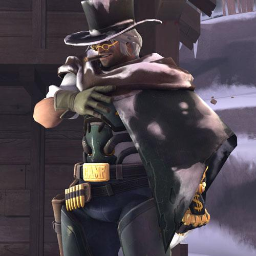 Thumbnail image for [Overwatch] McCree (Scrooge)
