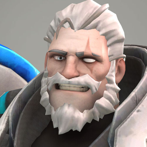 Thumbnail image for [Overwatch] Reinhardt (Lieutenant Wilhelm)