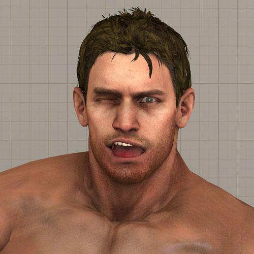 Thumbnail image for [ Resident Evil 5 ]  Chris Redfield