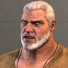 [Gears of War 4]  Marcus Farmer
