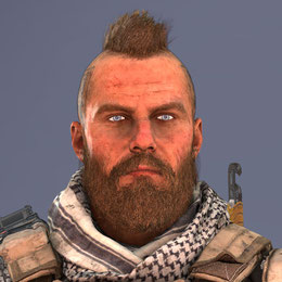 "[ Call of Duty: Black Ops 4 ] Donnie ""Ruin"" Walsh (Default)"