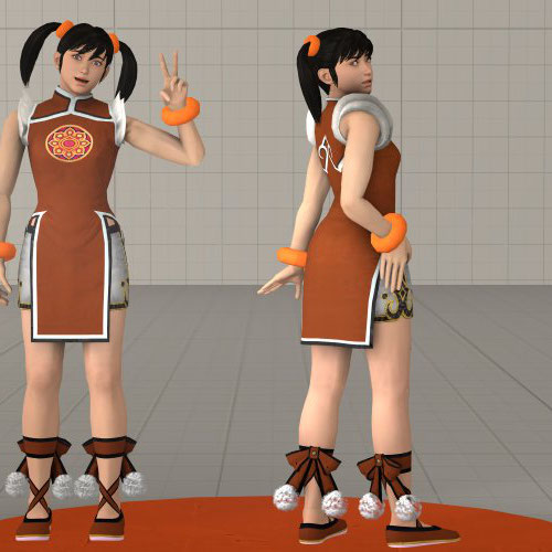 Thumbnail image for XiaOyu - Tekken Tag Tournament 2