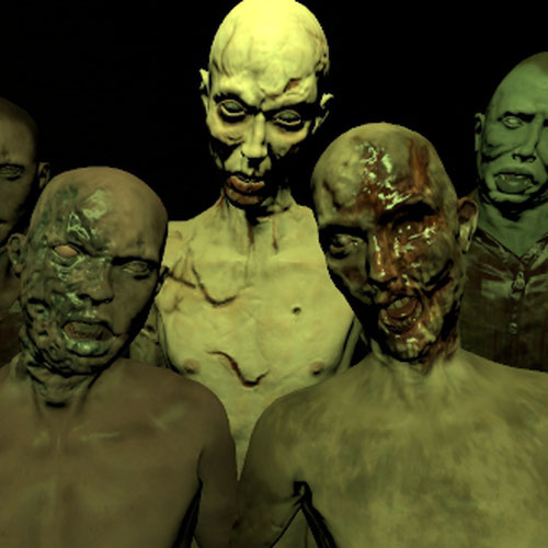 Thumbnail image for Generic Zombies Pack