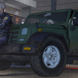 Jeep - Leon Kennedy (RE2R)
