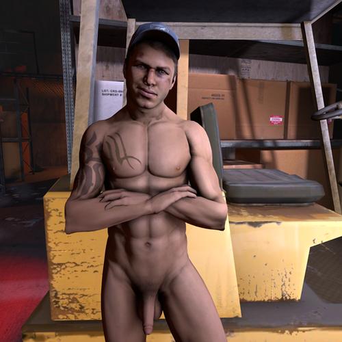 Thumbnail image for Ellis Gnin Nude Light Correction