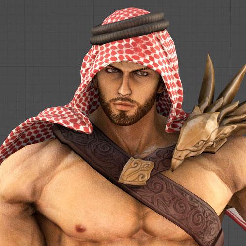 Thumbnail image for Tekken7 / Shaheen