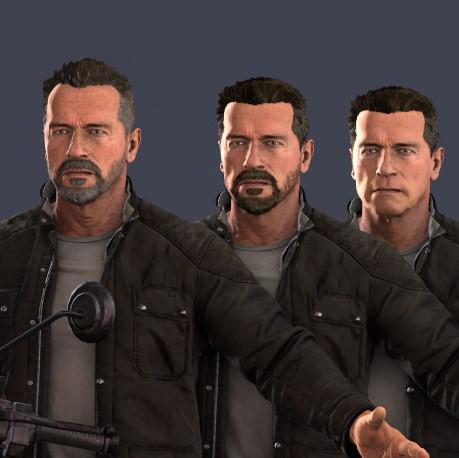 Thumbnail image for [Mortal Kombat 11] - Terminator(T-800)