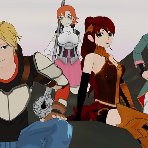 Thumbnail image for Rwby: Team JNPR