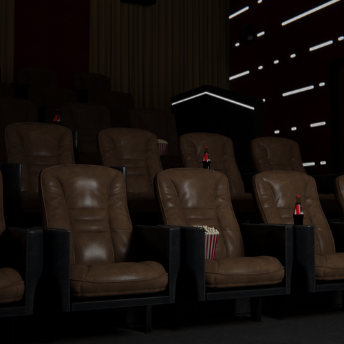 Thumbnail image for Cinema room