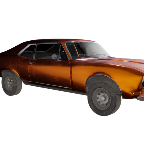 Thumbnail image for Muscle car