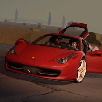 Thumbnail image for Ferrari 458 Italia HD