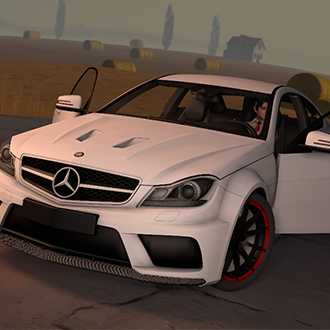 Thumbnail image for Mercedes Benz C63 AMG - HD