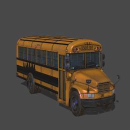 Bus - Batman: Arkham Knight