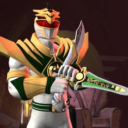 Power Rangers - Lord Drakkon