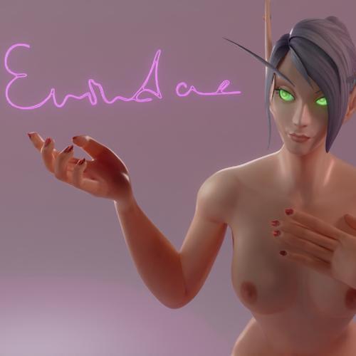 Thumbnail image for Blood Elf female